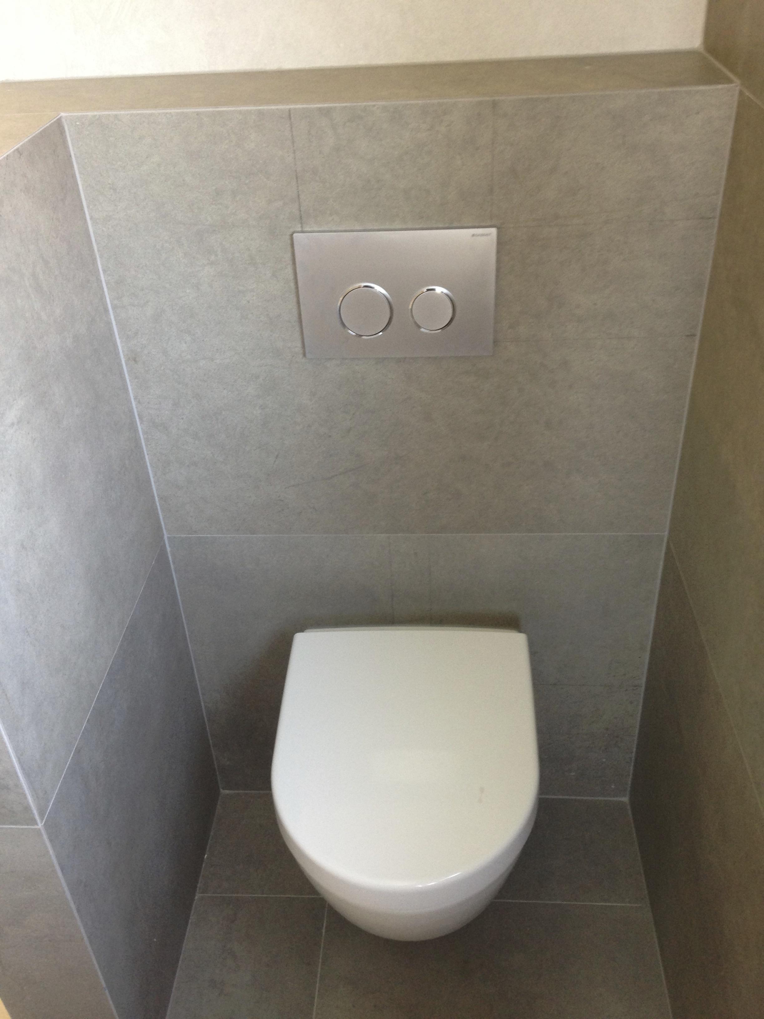 Intégration d'un wc suspendu ou pas dans une salle de bain
